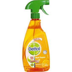 Dettol Multi Purpose Cleaner Orange Trigger 500ml