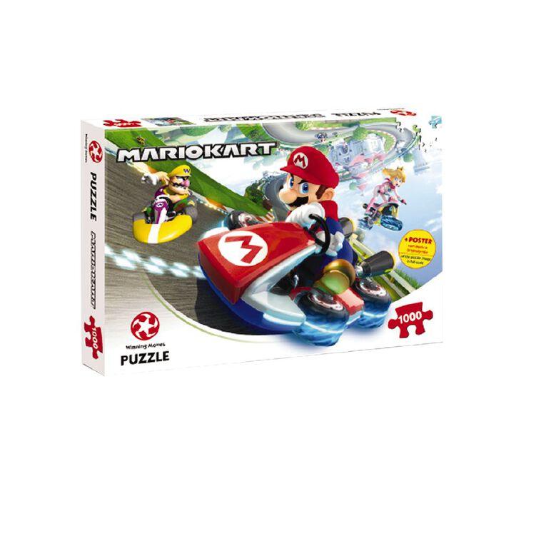 Mario Nintendo Mario Kart 1000 Piece Puzzle, , hi-res
