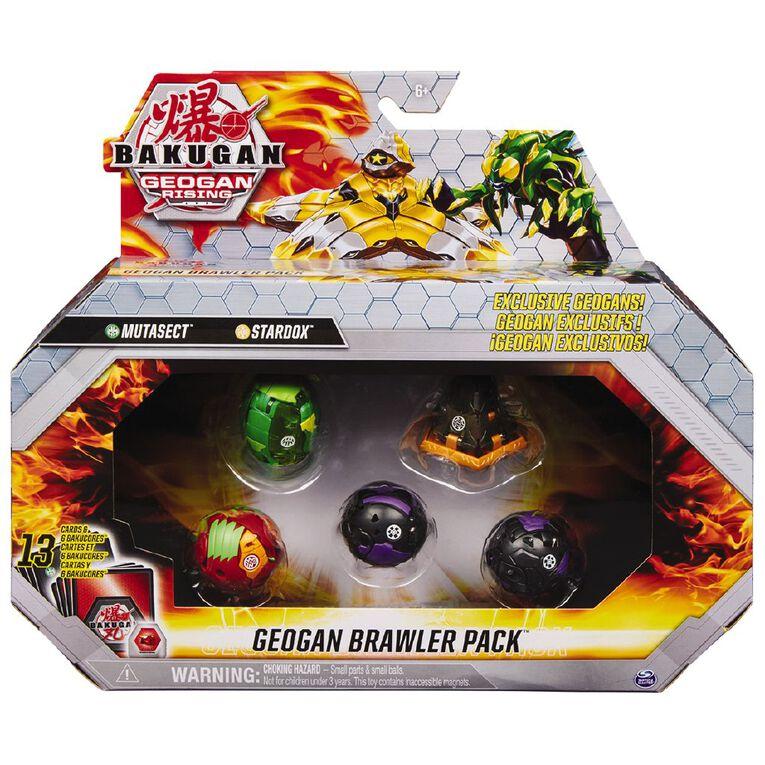Bakugan Geogan Brawler Pack Series 3, , hi-res