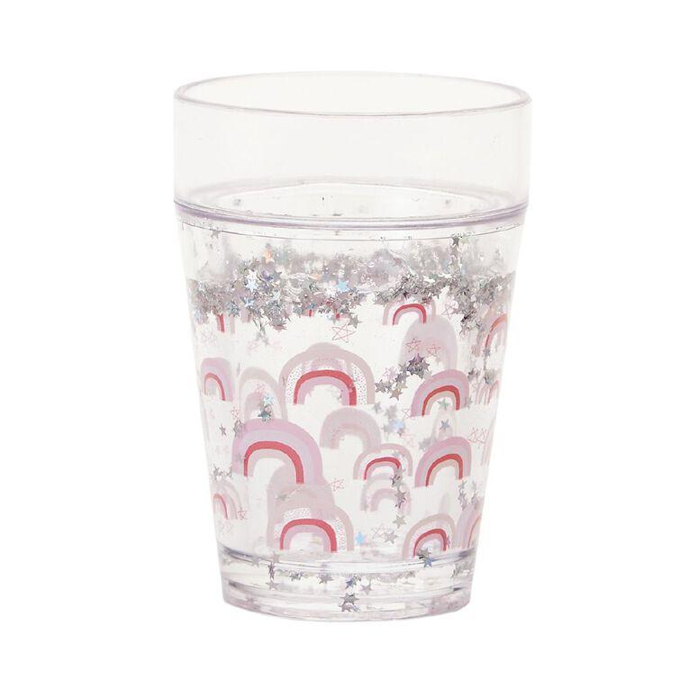 Living & Co Glitter Cup Rainbow, , hi-res