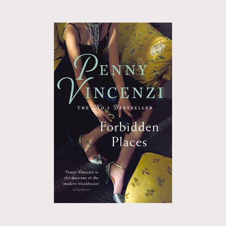 Forbidden Places by Penny Vincenzi, , hi-res