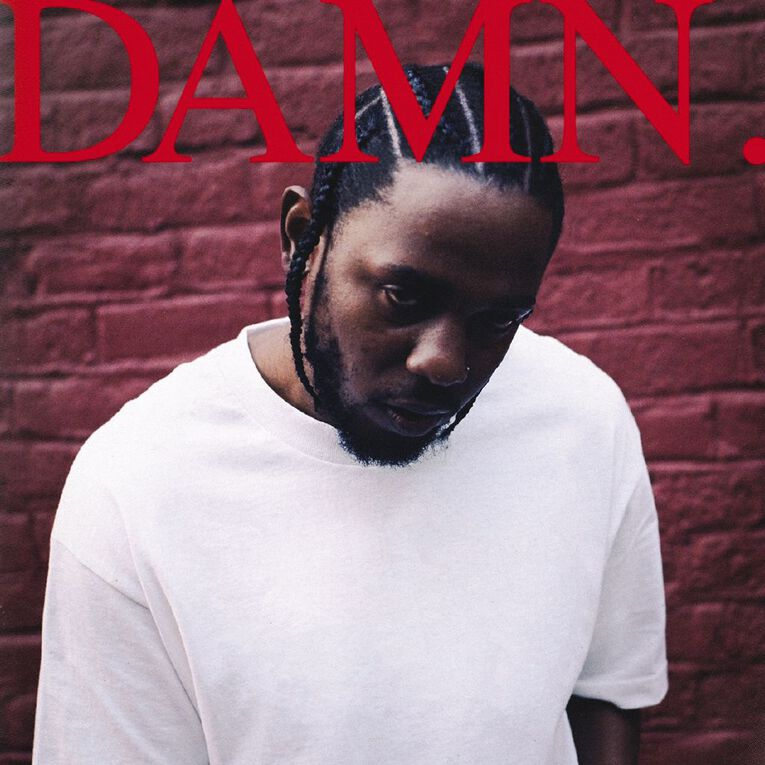 Damn CD by Kendrick Lamar 1Disc, , hi-res