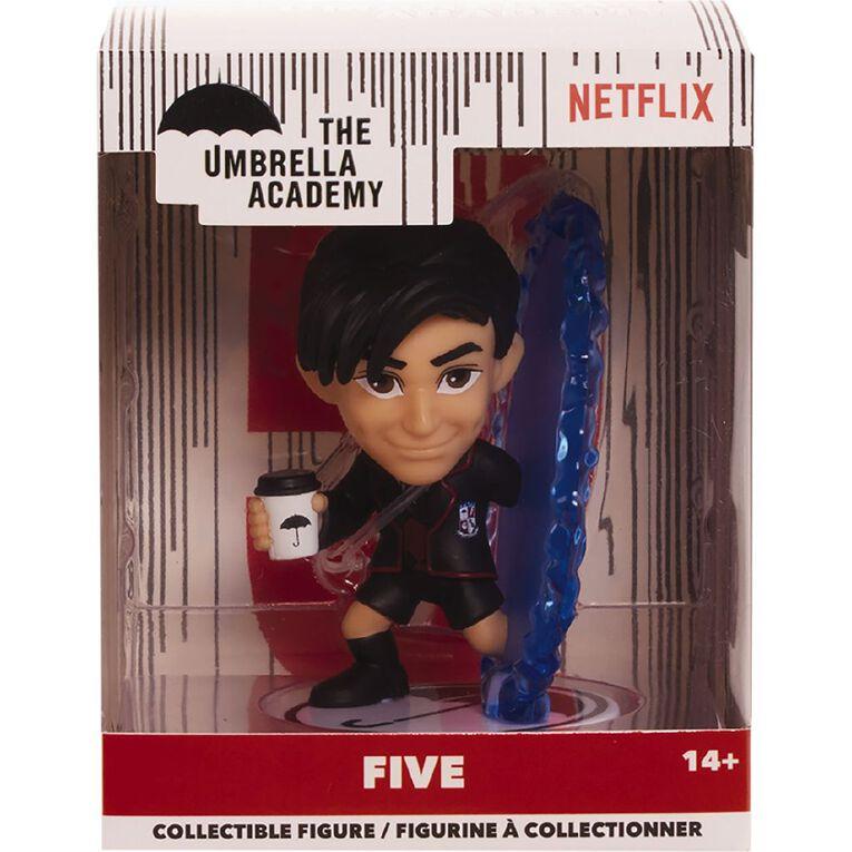 The Umbrella Academy Chibi Stylised Figure Assorted, , hi-res
