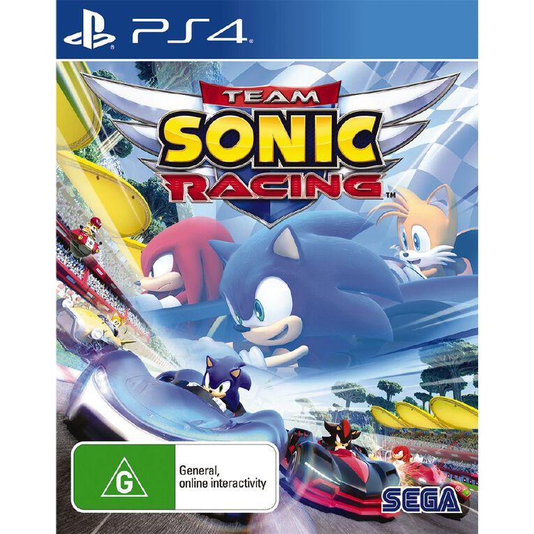 PS4 Team Sonic Racing, , hi-res