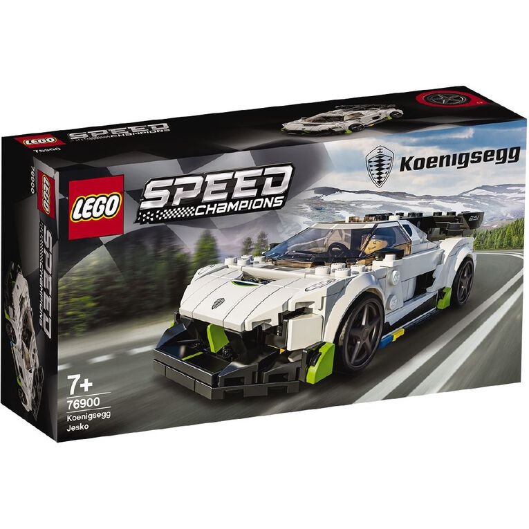 LEGO Speed Champions Koenigsegg Jesko 76900, , hi-res
