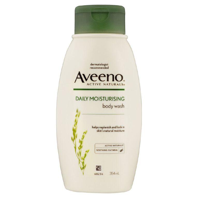 Aveeno Daily Moisture Body Wash 354ml, , hi-res