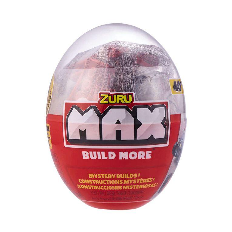 Zuru Max Build More Construction Bricks Egg Capsule Series 1, , hi-res