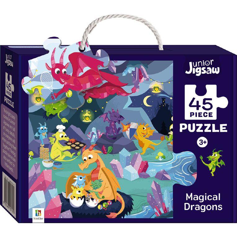 Hinkler Junior Jigsaw 45 Piece Assorted, , hi-res