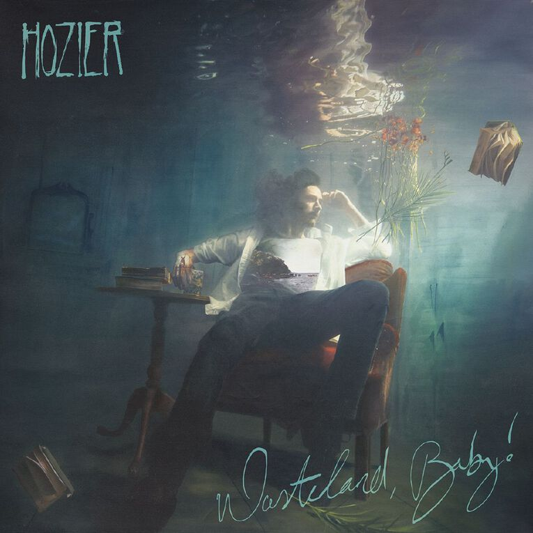 Wasteland Baby CD by Hozier 1Disc, , hi-res