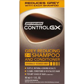 Just For Men Control GX Grey Removing 2-in1 147mL