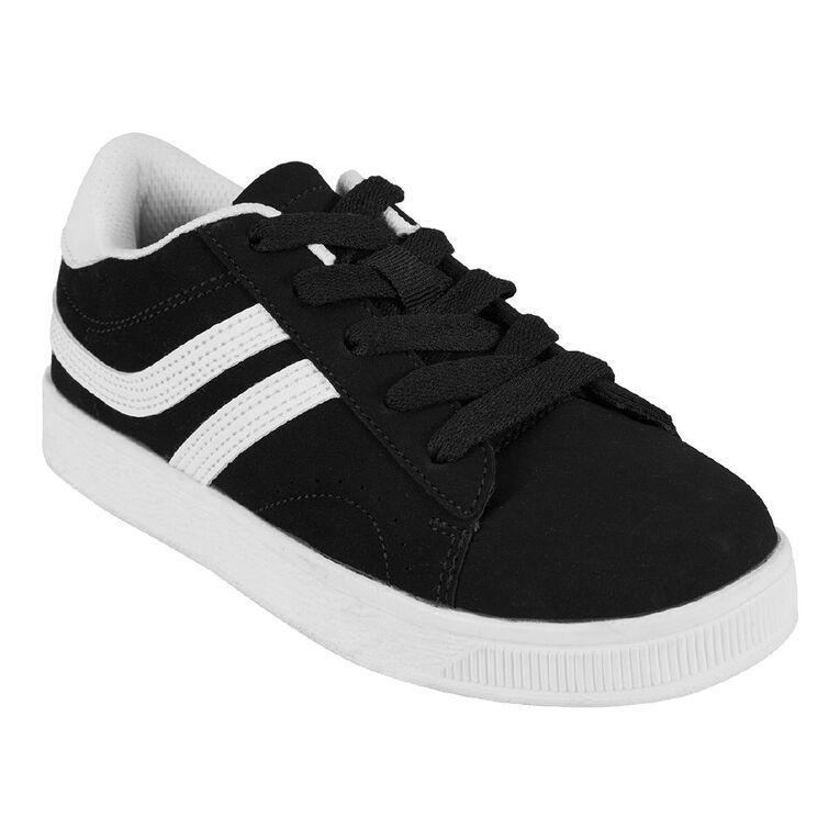 Young Original Hain Kids' Casual Shoes, Black, hi-res