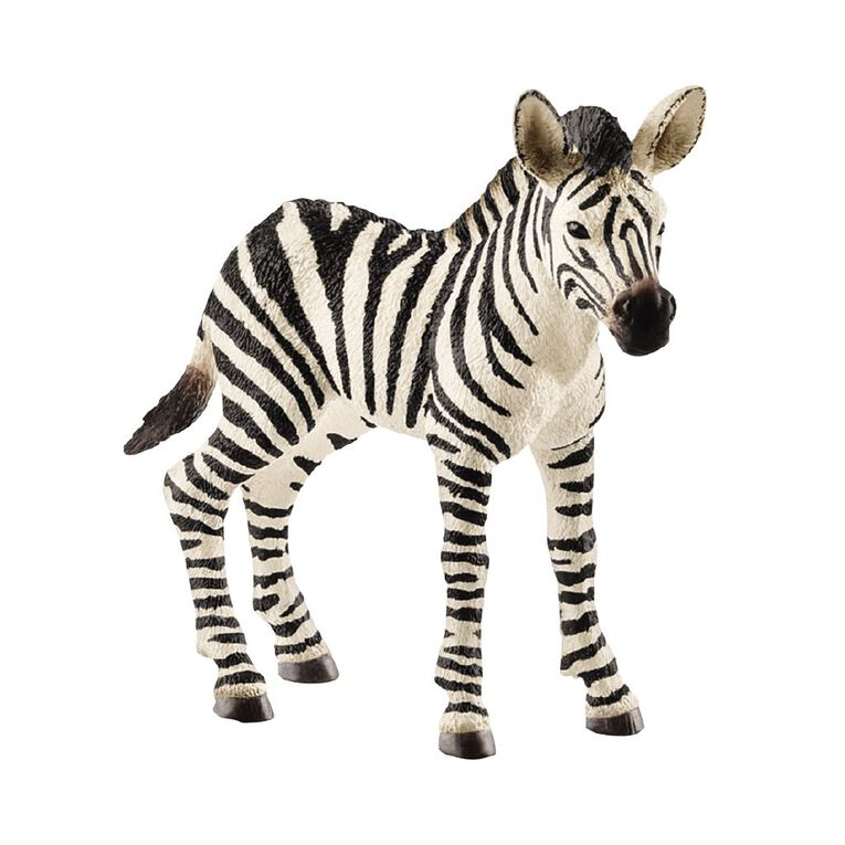 Schleich Zebra Foal, , hi-res