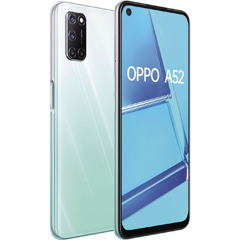 OPPO OPPO A52 Stream White, , hi-res image number null