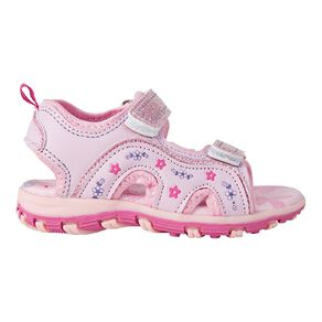 Young Original Glitter Strap Sandals
