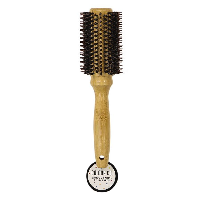Colour Co. Bamboo Radial Brush Large, , hi-res