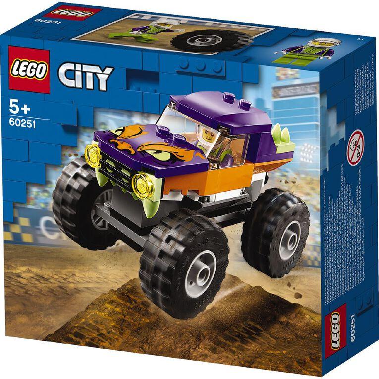 LEGO City Monster Truck 60251, , hi-res