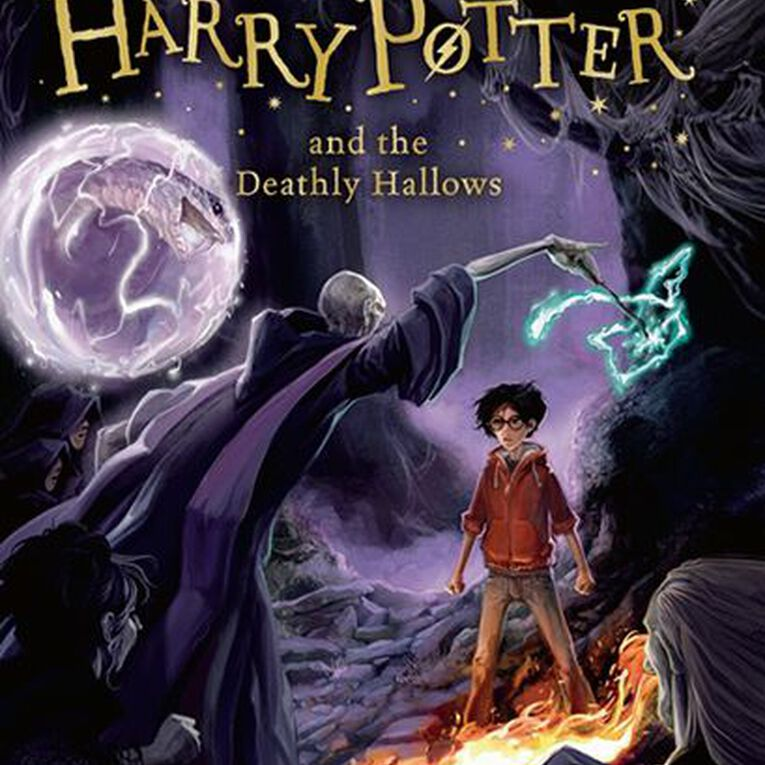 Harry Potter #7 The Deathly Hallows by JK Rowling N/A, , hi-res