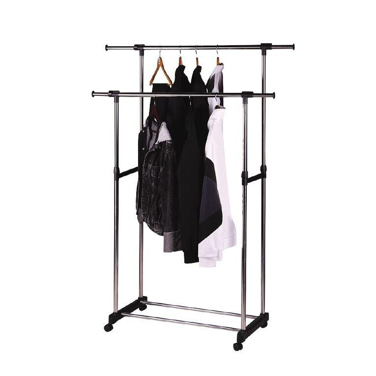 Living & Co Garment Rack Double, , hi-res