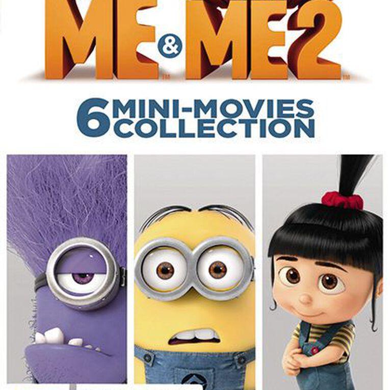 Despicable Me Mini Movies DVD 1Disc, , hi-res