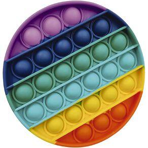Fidget Pop-It Rainbow Circle
