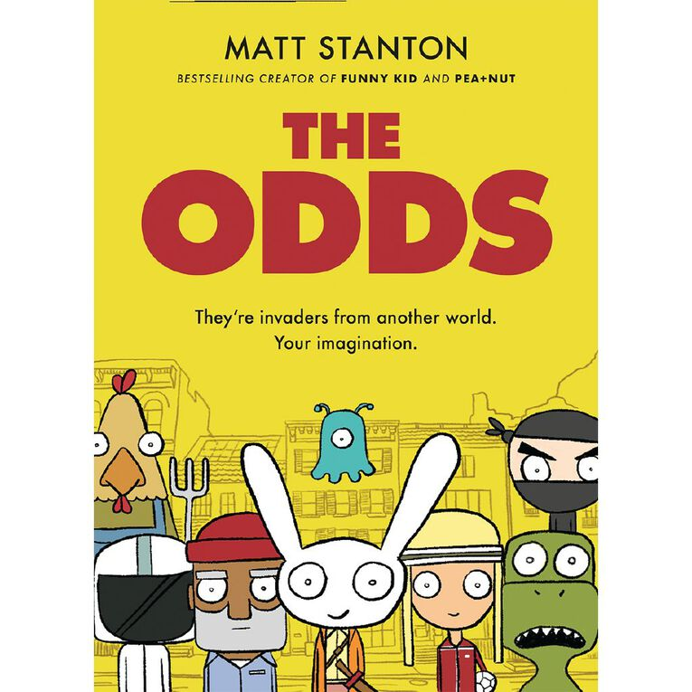 The Odds #1 by Matt Stanton N/A, , hi-res