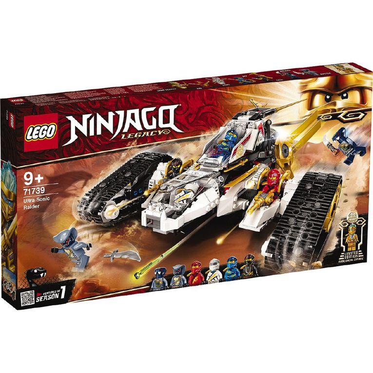 LEGO Ninjago Ultra Sonic Raider 71739, , hi-res