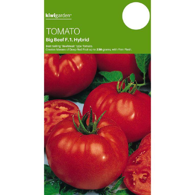 Kiwi Garden Tomato Big Beef F1 Hybrid, , hi-res