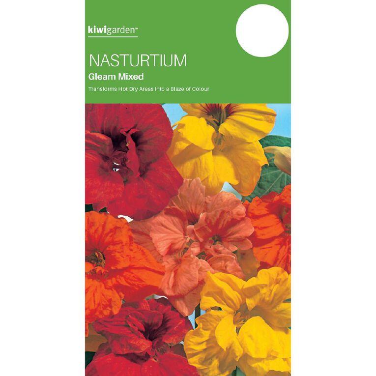 Kiwi Garden Nasturtium Mix, , hi-res