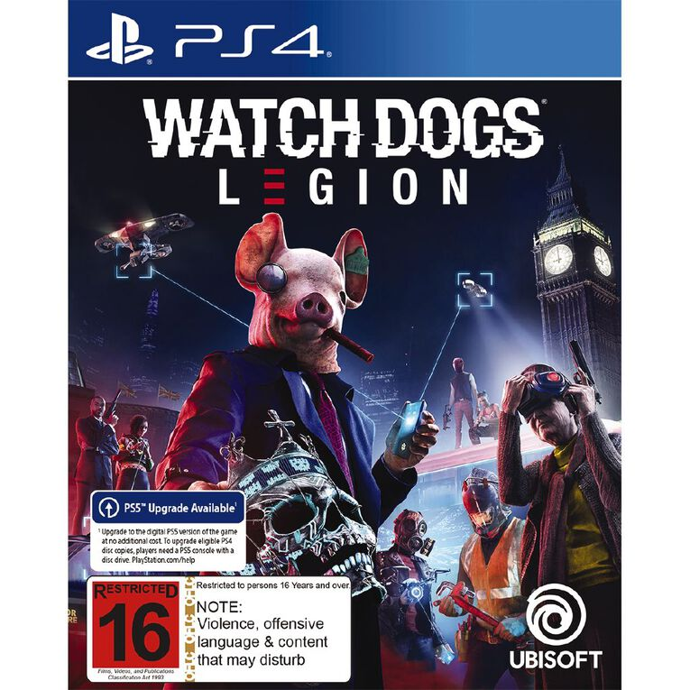 PS4 Watch Dogs Legion, , hi-res