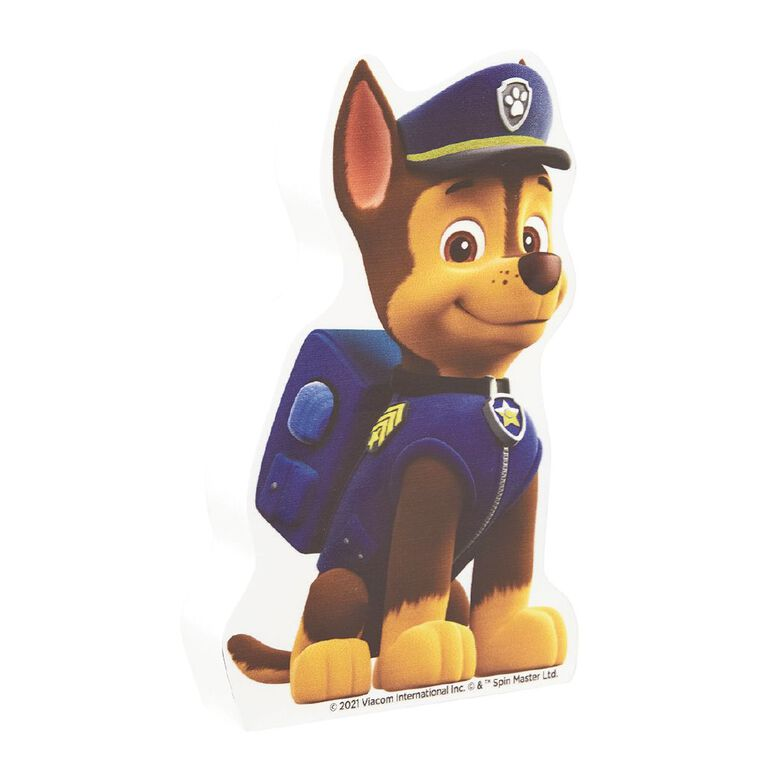 Living & Co Paw Patrol Chase Ornament Multi-Coloured 17cm, , hi-res