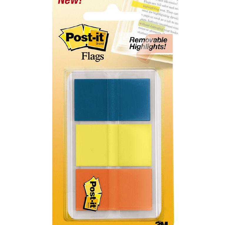 Post-It Flags 680-P0Y 23.8mm x 43.2mm, , hi-res