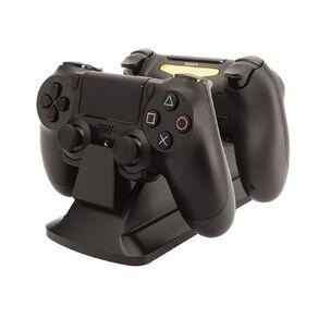 PowerPlay PS4 Dual Charging Station Black