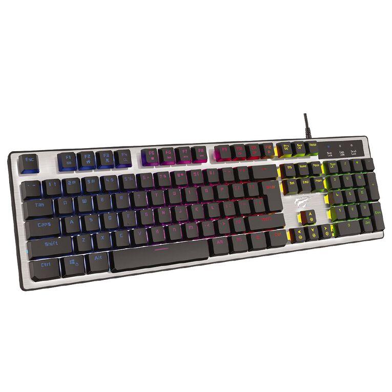 Gamenote RGB Multifunction Backlit Keyboard KB938L, , hi-res image number null