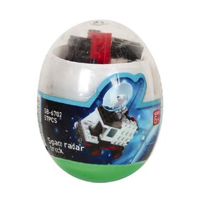 Buildable Space Vehicles Mini Capsule Assorted