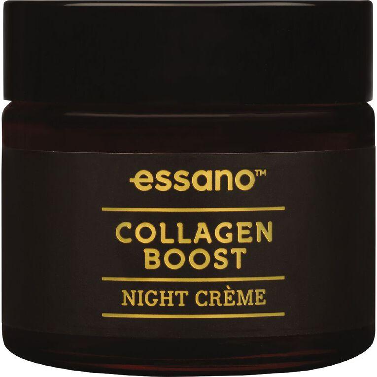 Essano Collagen Repair Night Creme 50g, , hi-res