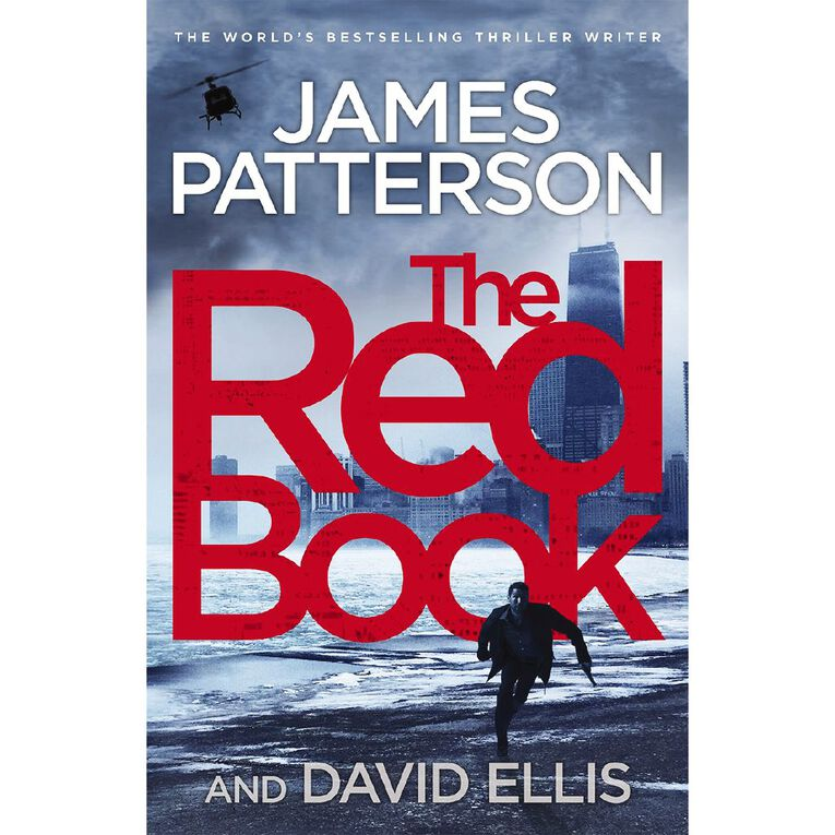 The Red Book by James Patterson, , hi-res