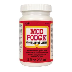 Mod Podge Gloss 8oz Clear