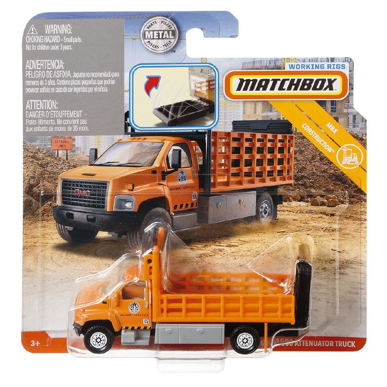 Matchbox Real Working Diecast Assorted, , hi-res