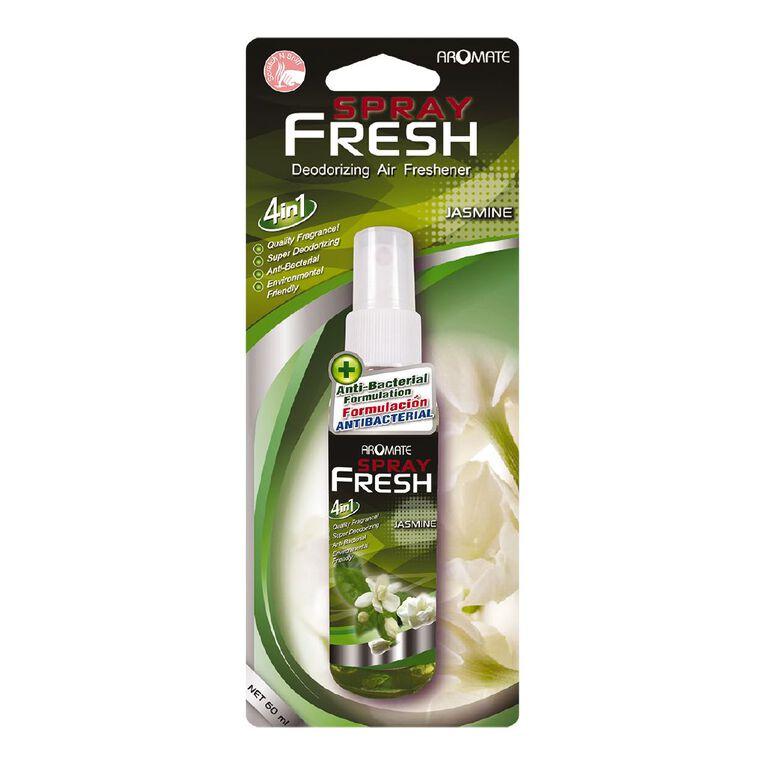 Aromate 4-in-1 Deodorizing Spray Jasmine, , hi-res