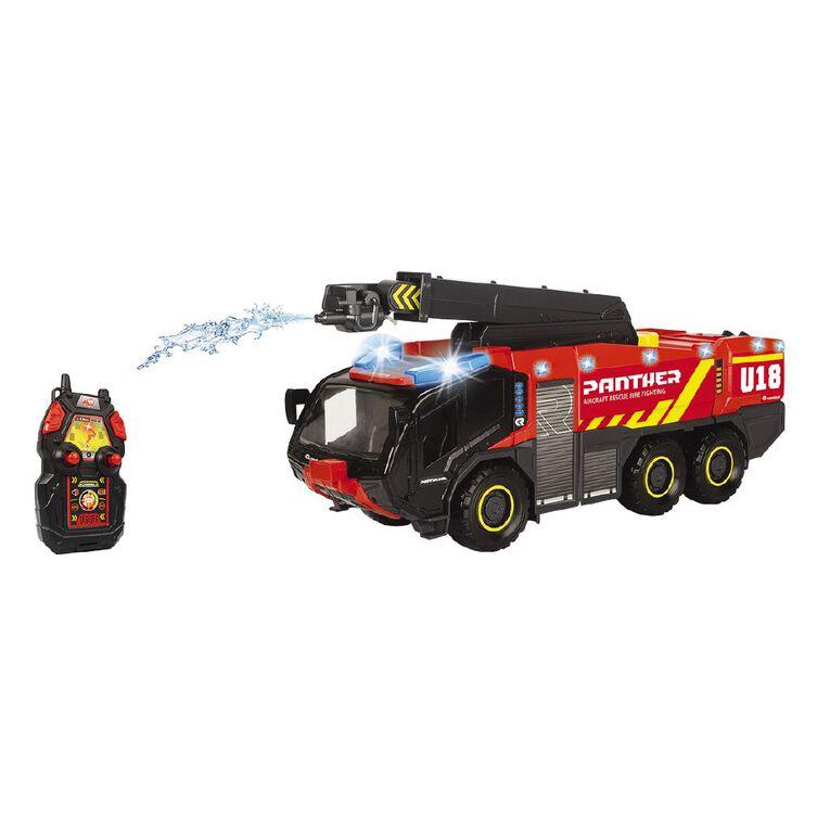 Dickie Radio Controlled Airport Fire Brigade, , hi-res