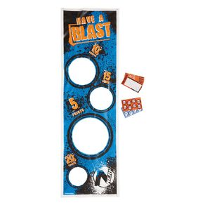 NERF Party Game 8 Pack