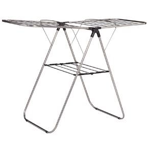 Living & Co Airer Stainless Steel Drying Space Silver 13m