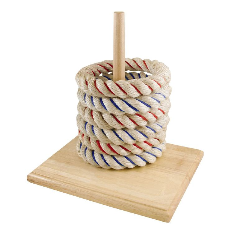 Outdoor Play Rope Quoits, , hi-res