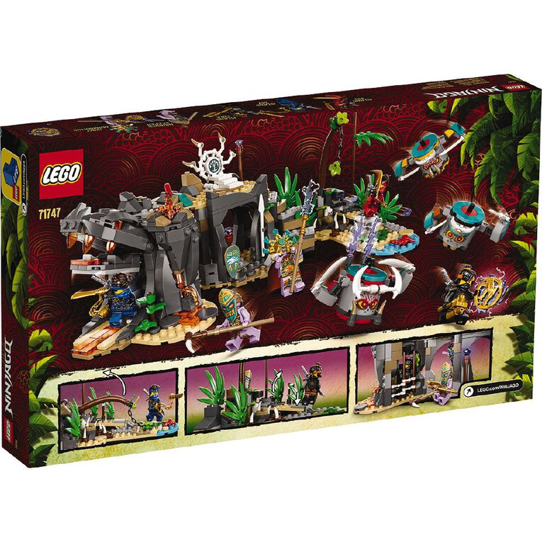 LEGO Ninjago The Keepers' Village 71747, , hi-res image number null