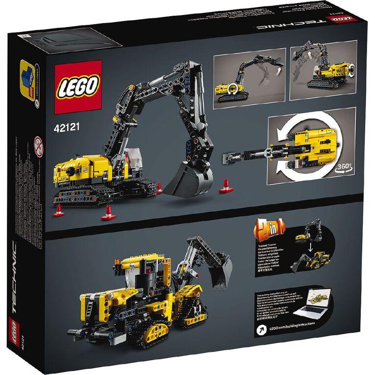 LEGO Technic Heavy Duty Excavator 42121, , hi-res