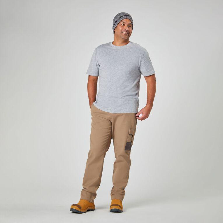 Rivet Men's Utility Pants, Tan, hi-res