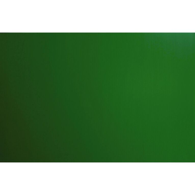 Plasti-Flute Sheet 600mm x 450mm Green, , hi-res