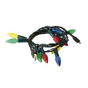 Christmas Light Micro USB Cable 1m