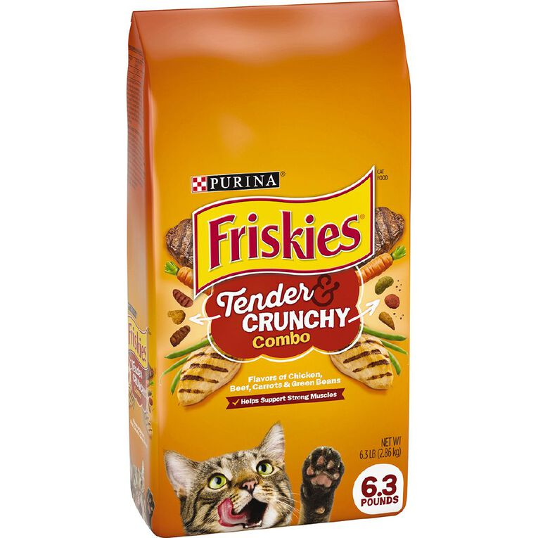 Friskies Tender & Crunchy Combo 2.86kg, , hi-res