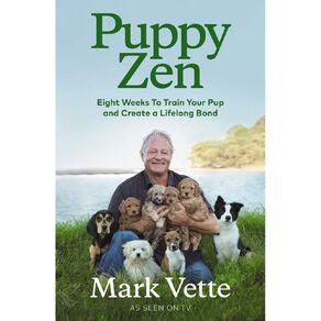 Puppy Zen by Mark Vette